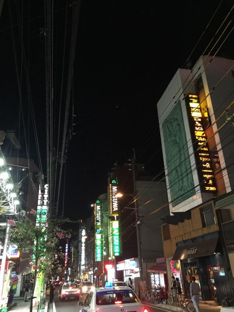25時の松山二番町