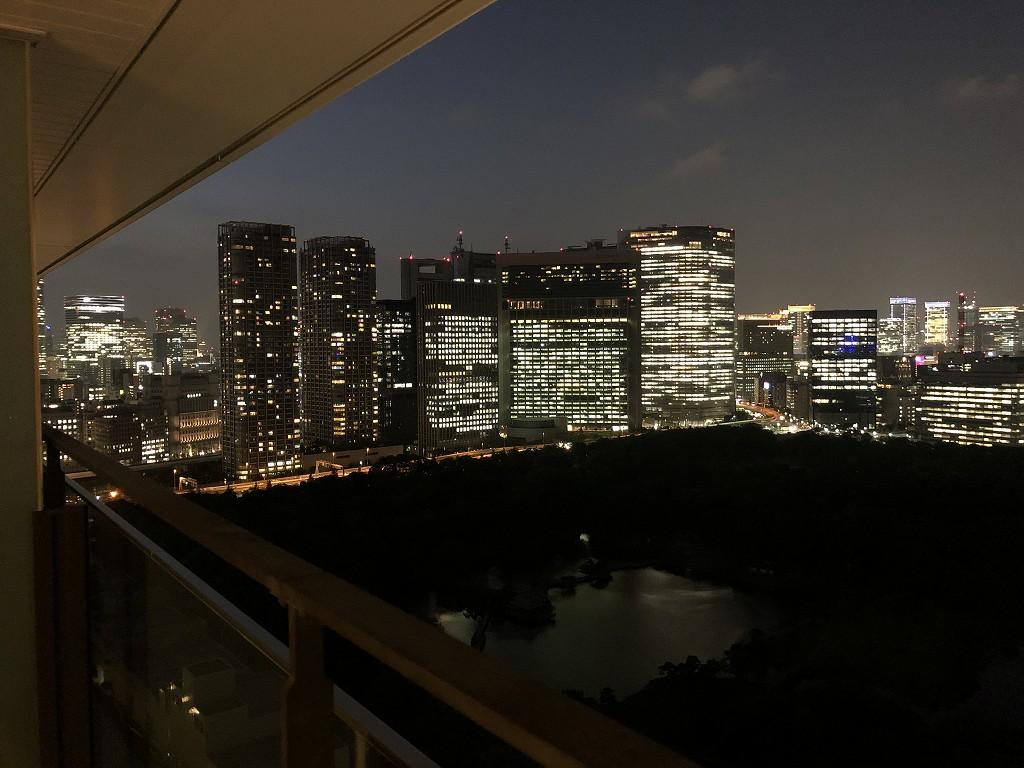 メズム東京からの夜景2