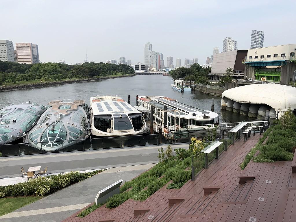 SUDレストラン/TERAOKAからの眺め
