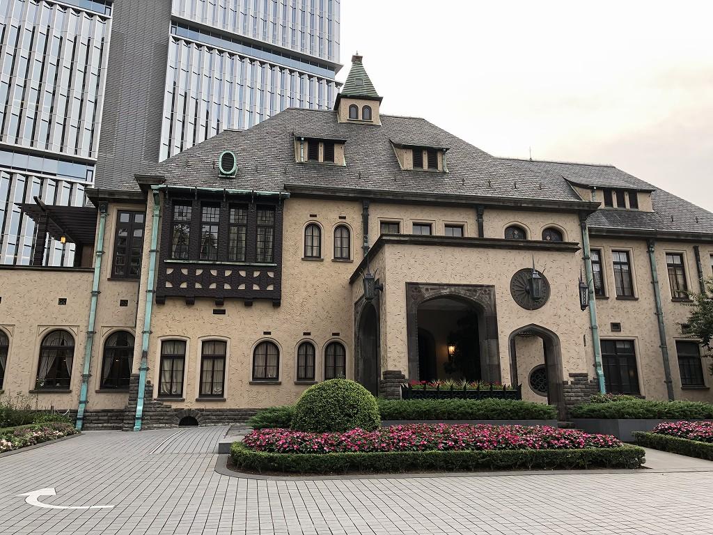 旧李王家邸の赤坂プリンス クラシックハウス2