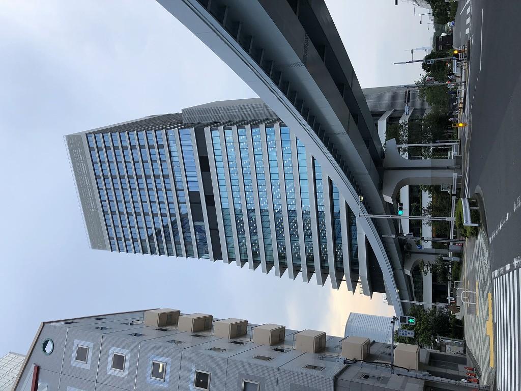 メズム東京の外観1