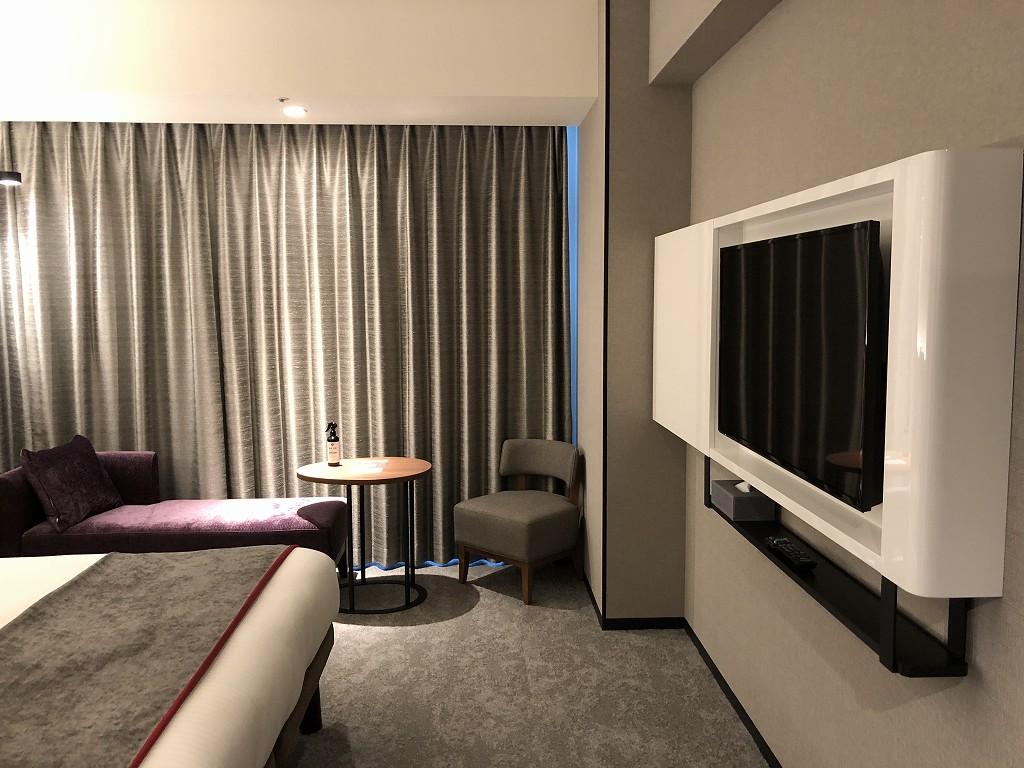 三井ガーデンホテル豊洲ベイサイドクロスのスーペリアクイーンの部屋1