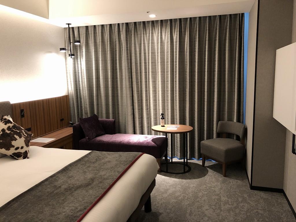 三井ガーデンホテル豊洲ベイサイドクロスのスーペリアクイーンの部屋2