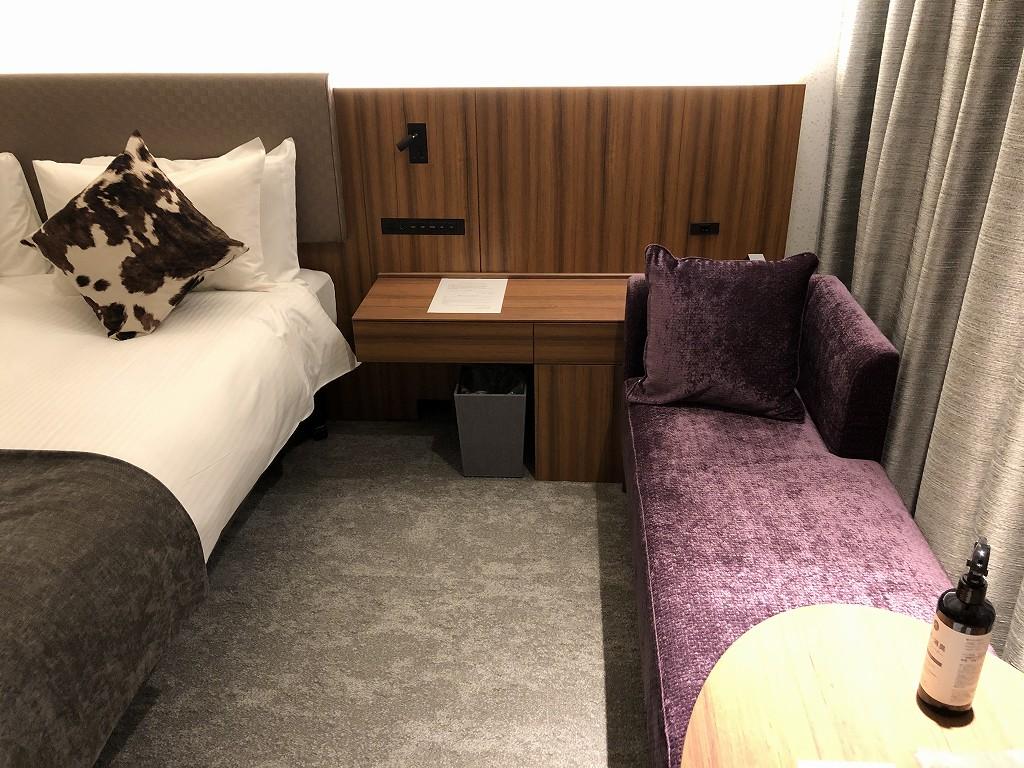 三井ガーデンホテル豊洲ベイサイドクロスのスーペリアクイーンの部屋3