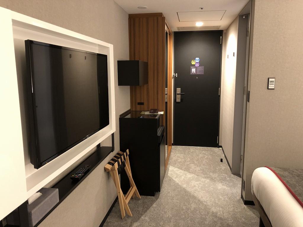 三井ガーデンホテル豊洲ベイサイドクロスのスーペリアクイーンの部屋6