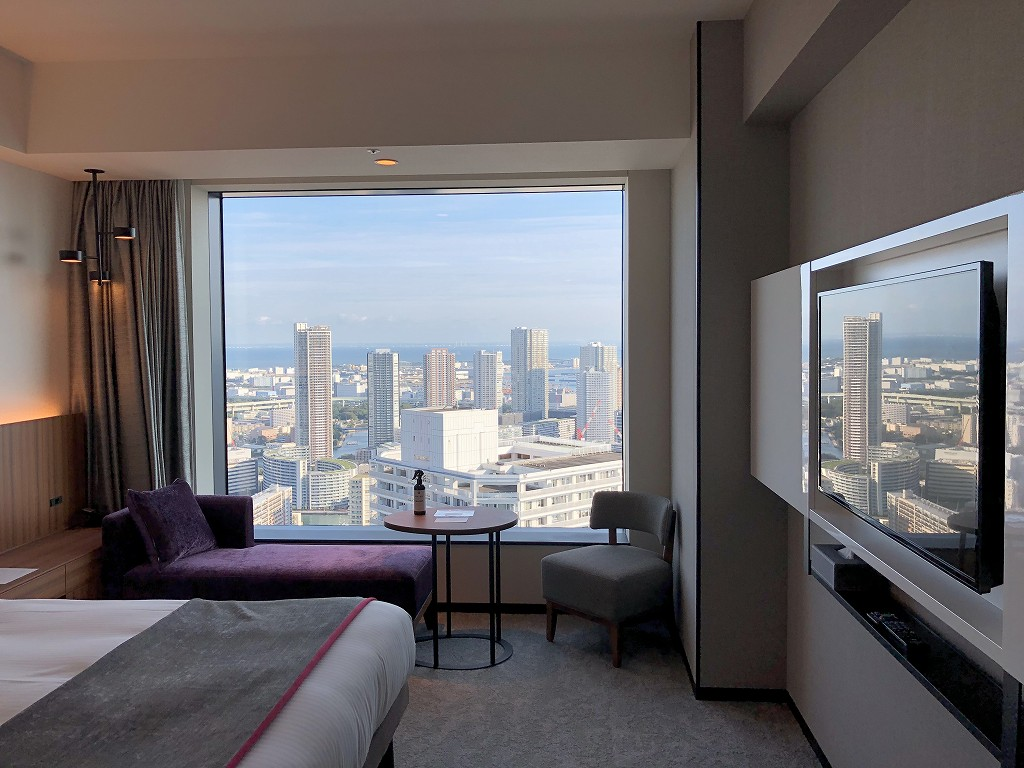 三井ガーデンホテル豊洲ベイサイドクロスのスーペリアクイーンの部屋7