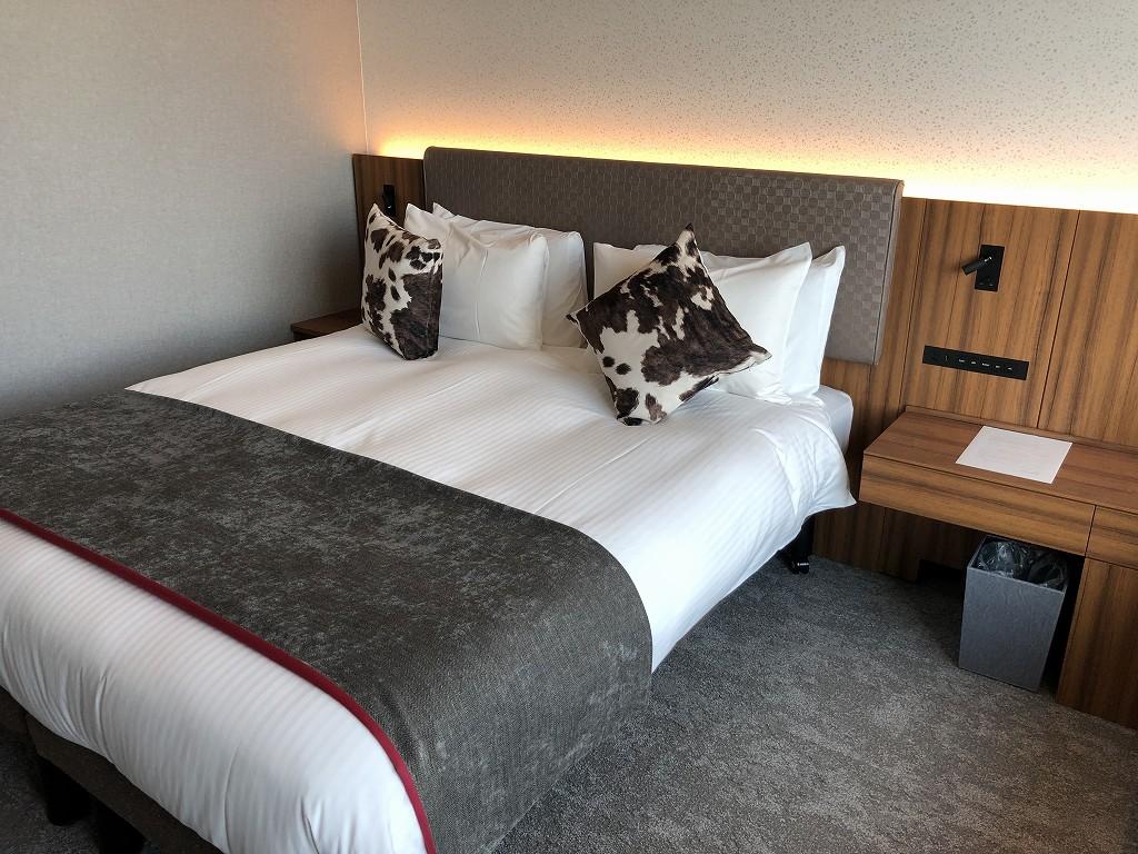 三井ガーデンホテル豊洲ベイサイドクロスのスーペリアクイーンの部屋8