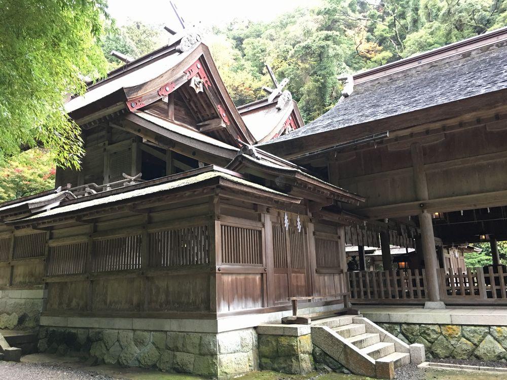 美保神社の本殿