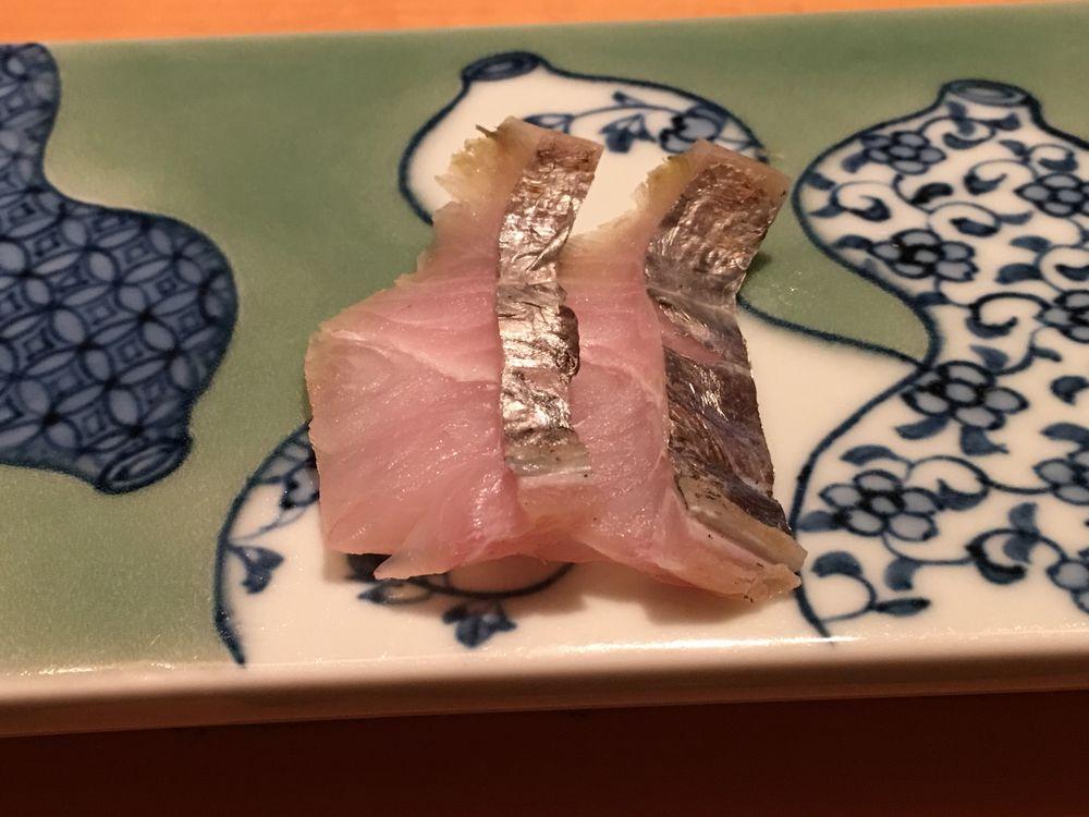 一心鮨光洋の太刀魚