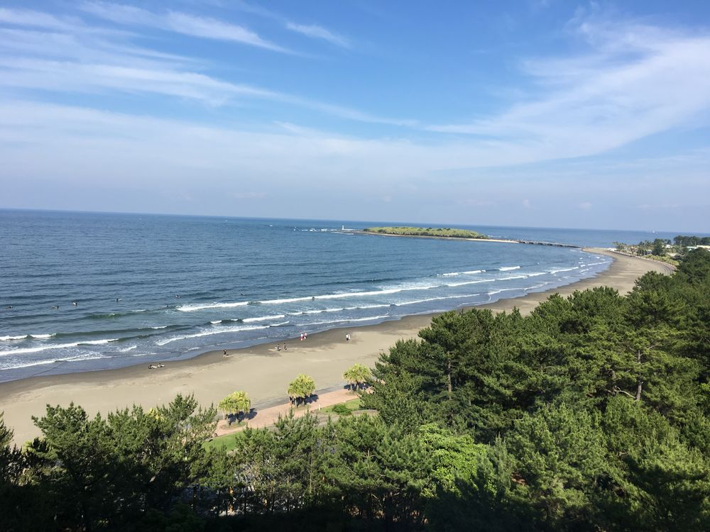 ANAホリデイ・イン リゾート宮崎から青島ビーチ