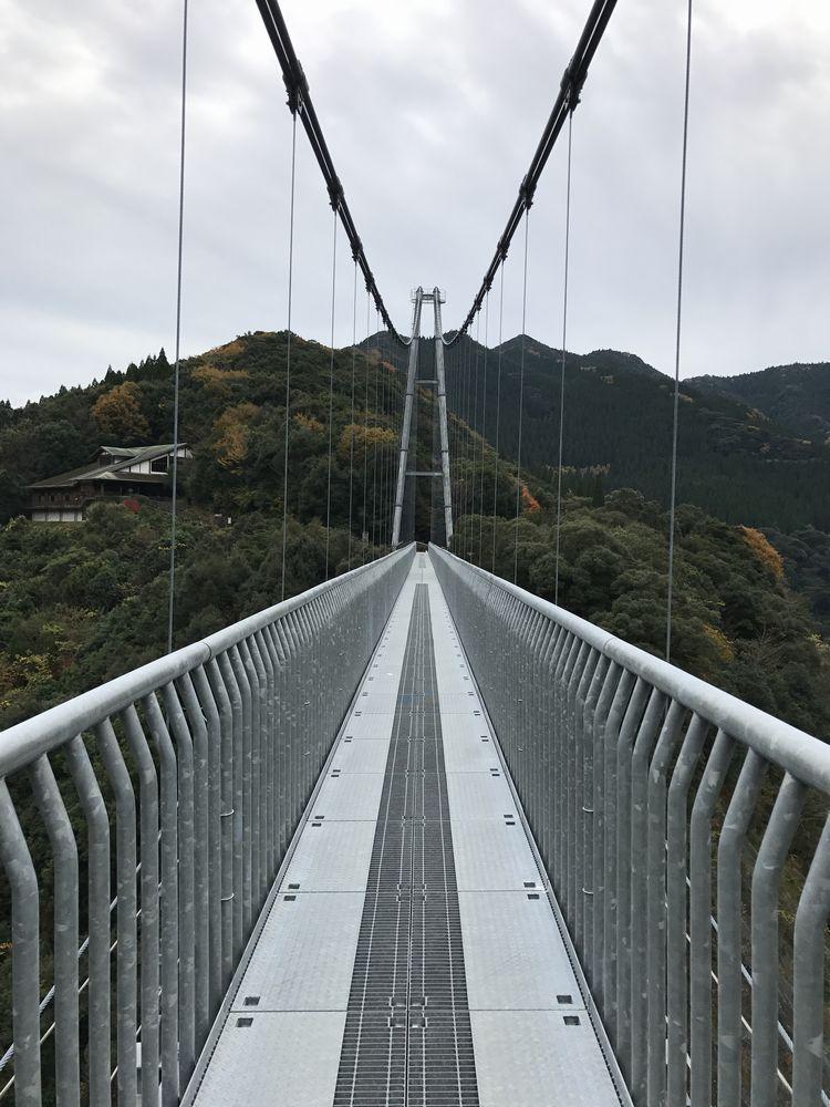 照葉大吊橋8