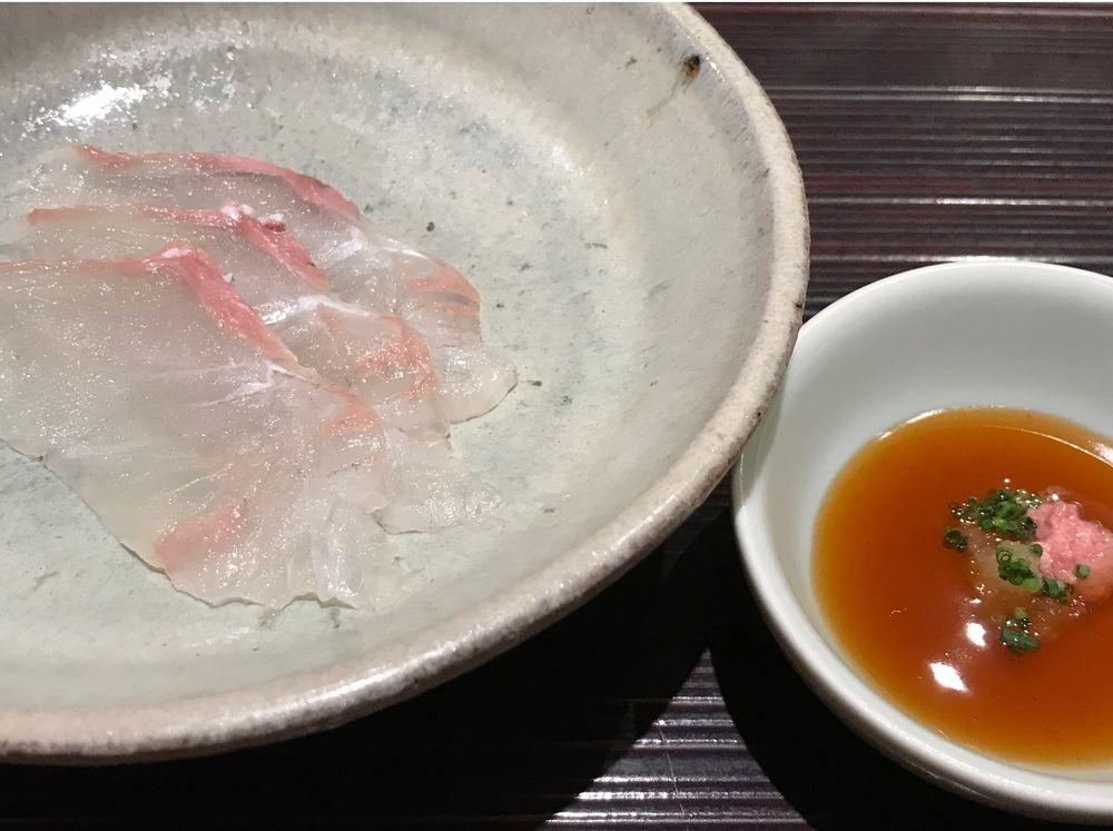 一心鮨光洋のヒラメ