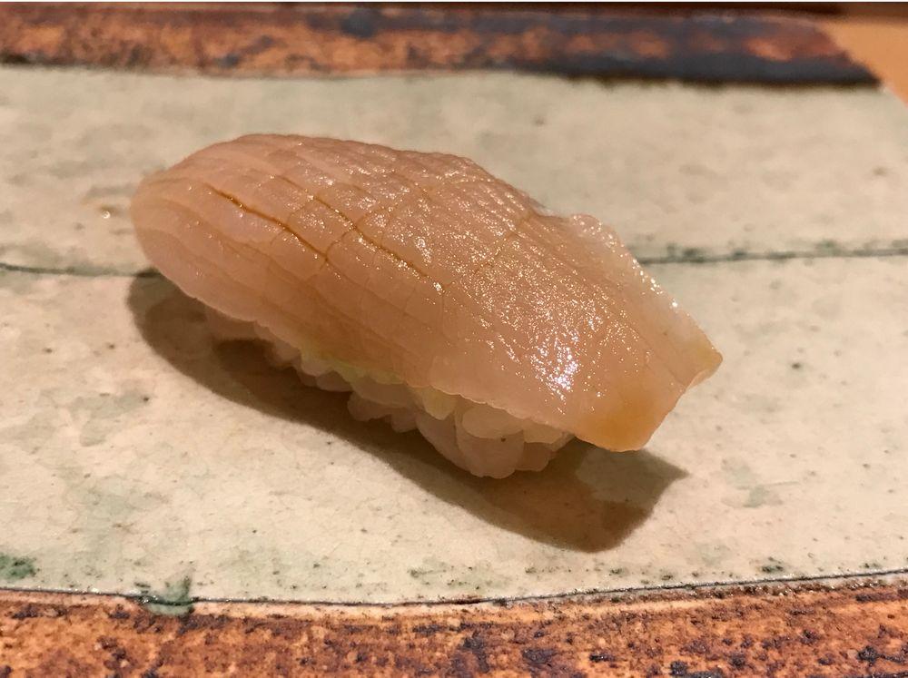 一心鮨光洋のタイラガイ
