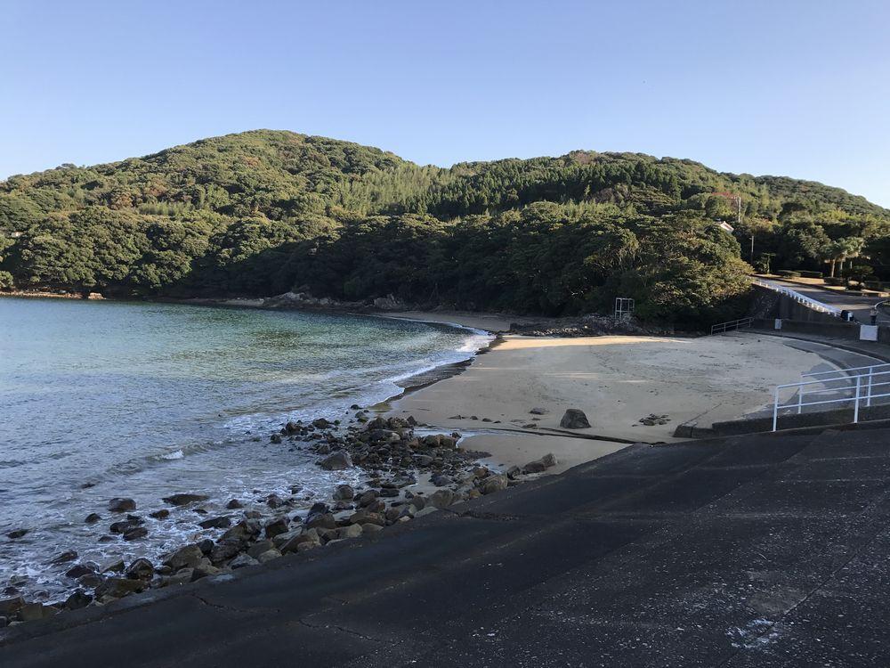 御鉾ケ浦海水浴場