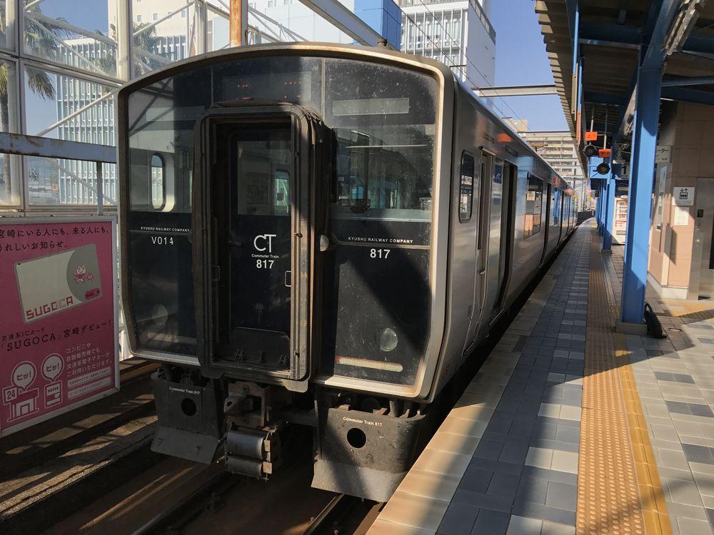 日豊本線の各駅停車