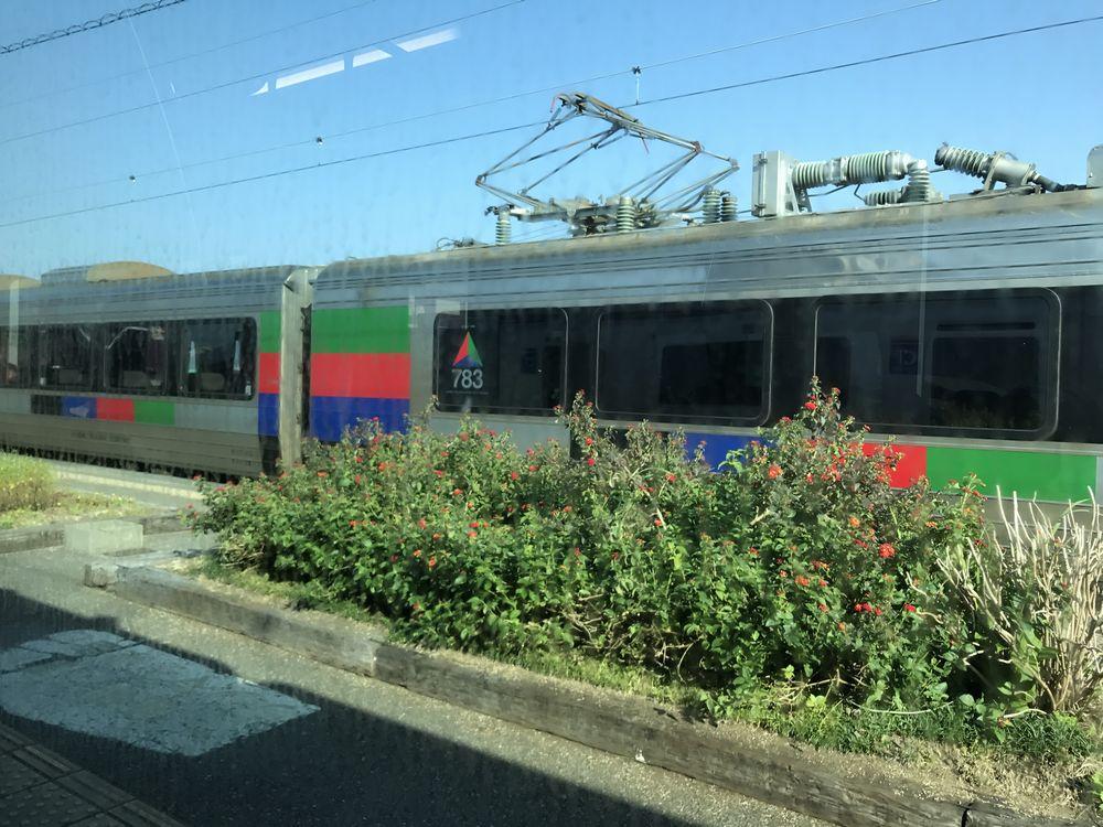 日豊本線の佐土原駅