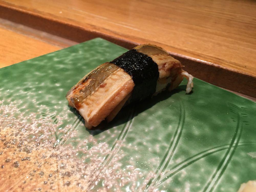 宮崎市の大鮨のあなご