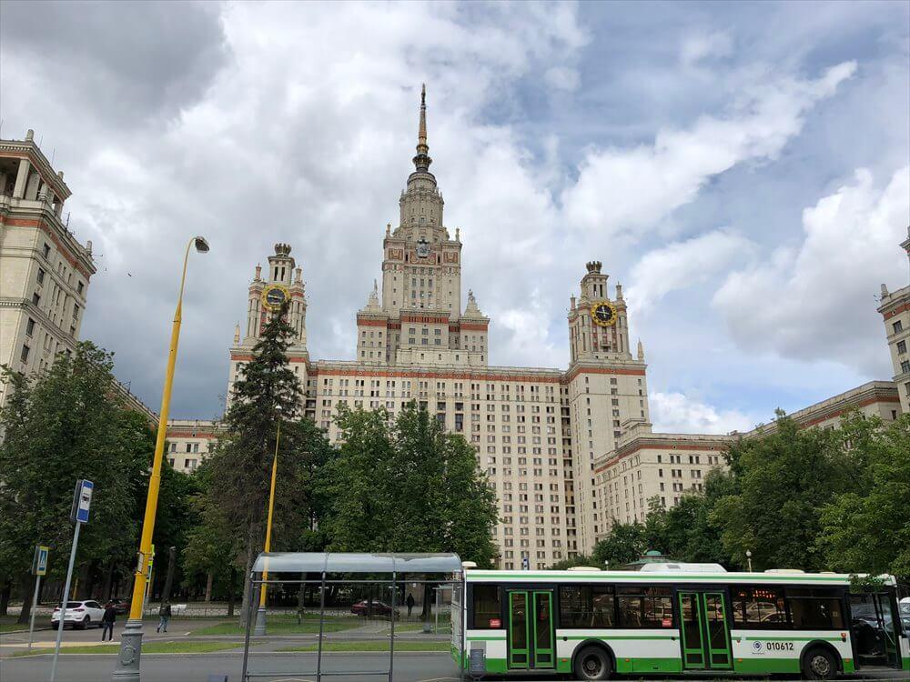 モスクワ大学1
