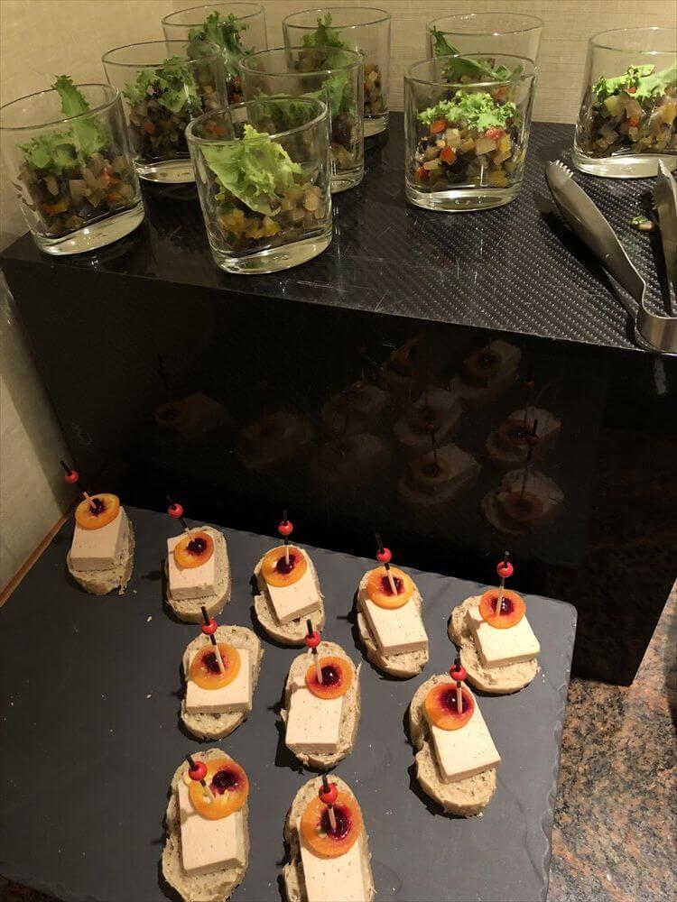 モスクワ マリオット ロイヤル オーロラ ホテルのカクテルタイム3