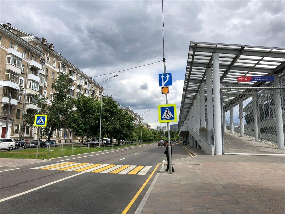 CSKAモスクワスタジアム1
