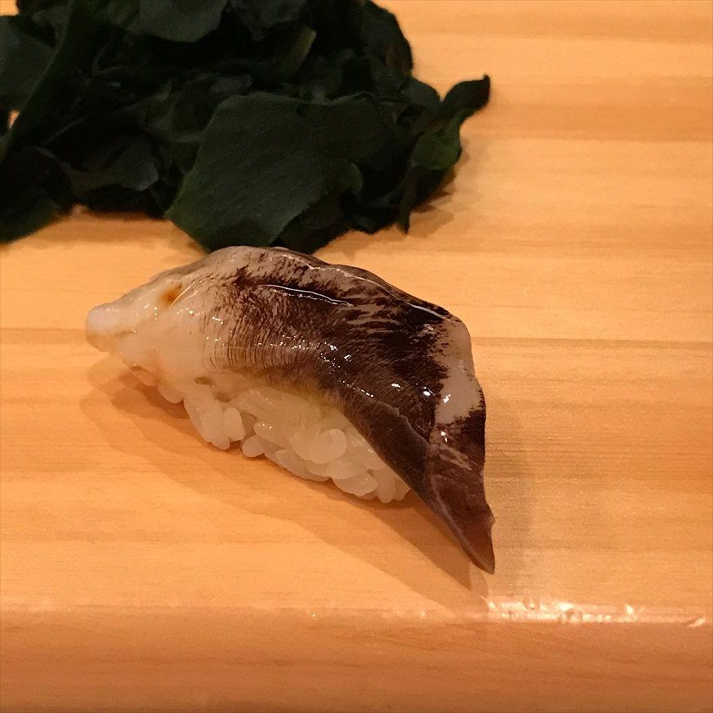 江戸前鮨 大塚のとり貝