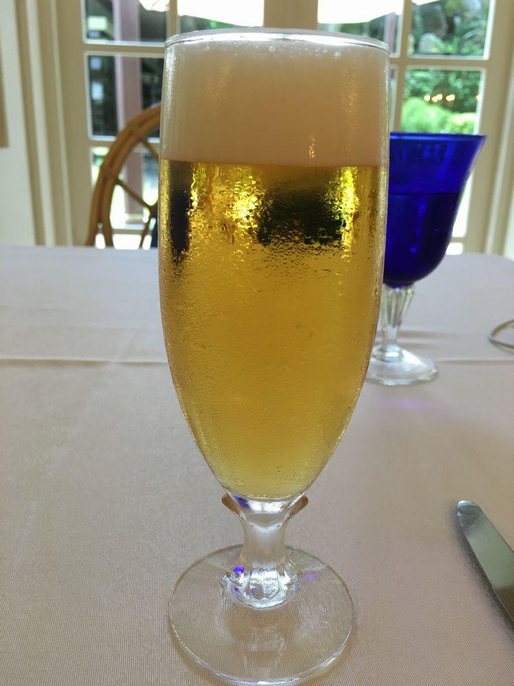 ザ・ナハテラスのオリオン生ビール