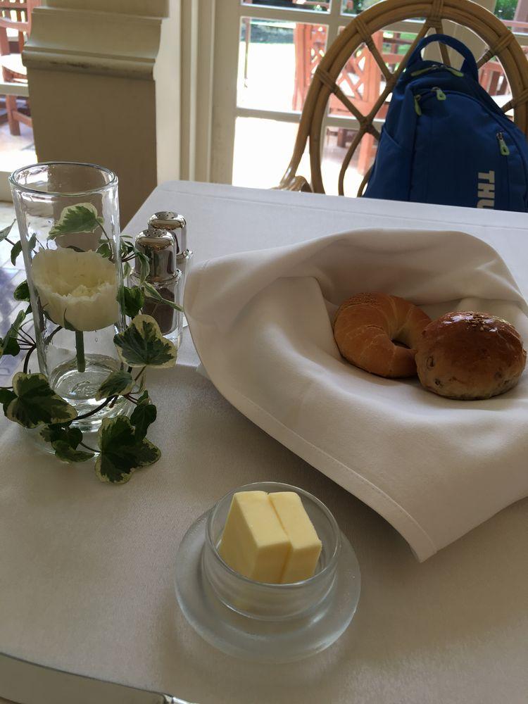 ザ・ナハテラスのパン