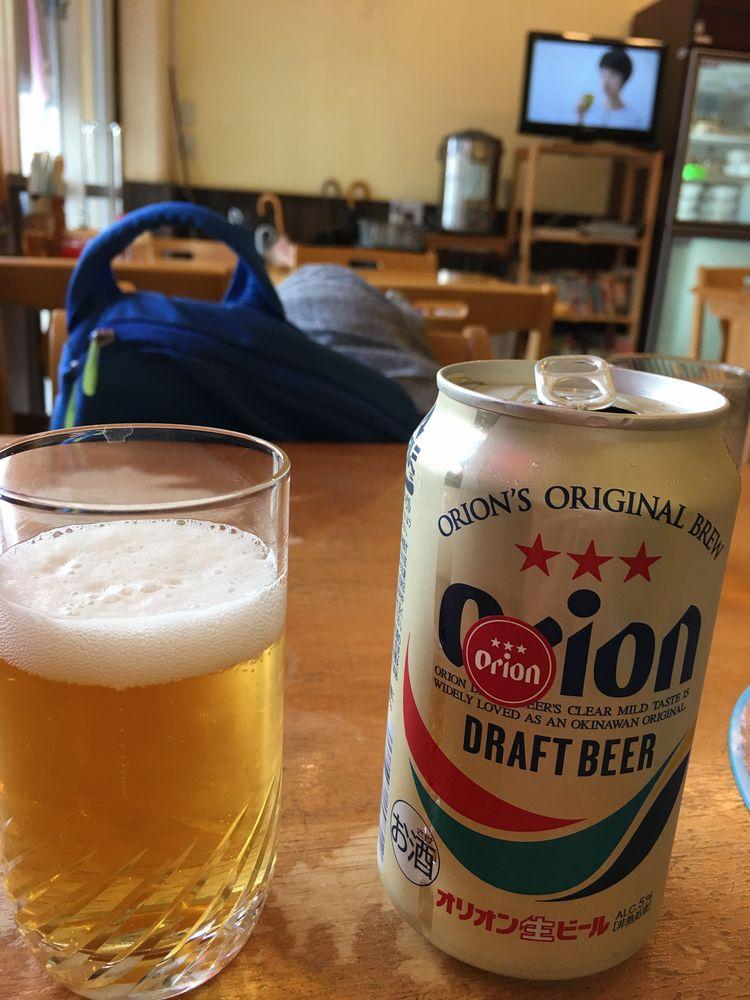 やまやのオリオンビール