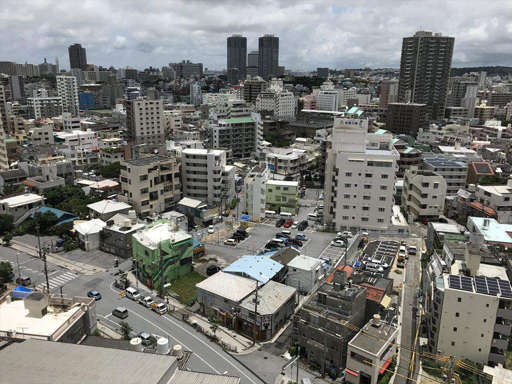 ハイアットリージェンシー那覇沖縄からの眺め