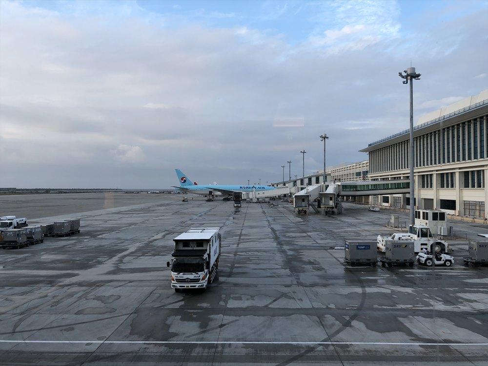 那覇空港のANAラウンジ2
