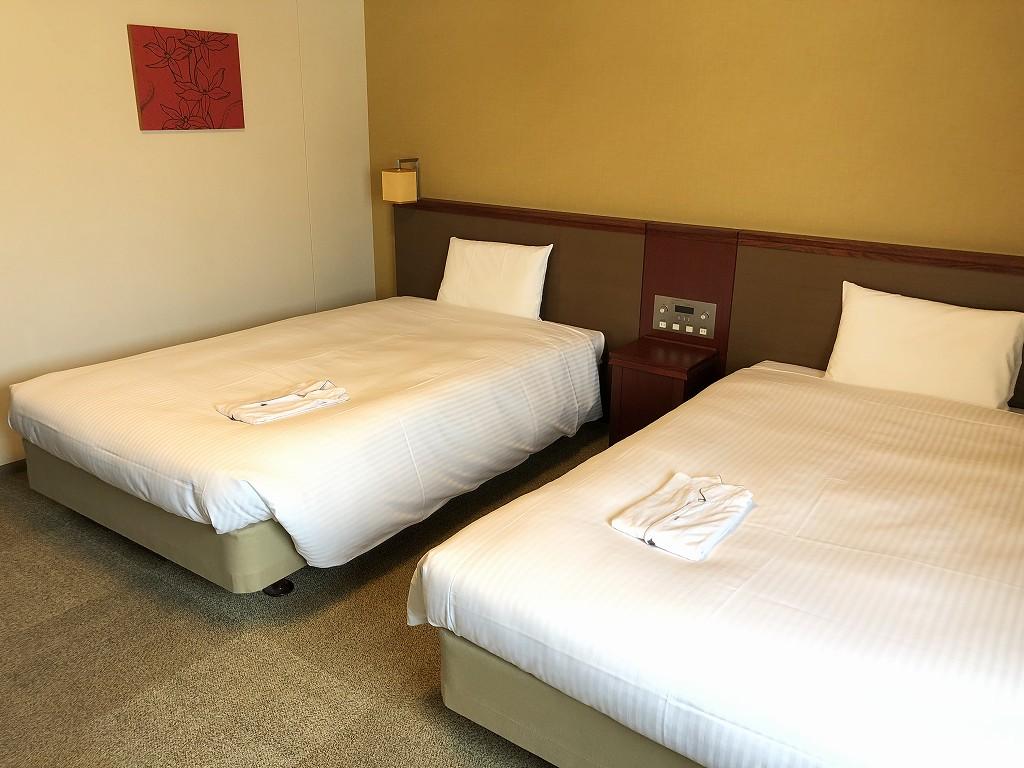 ダイワロイネットホテル那覇国際通りのツインルーム2