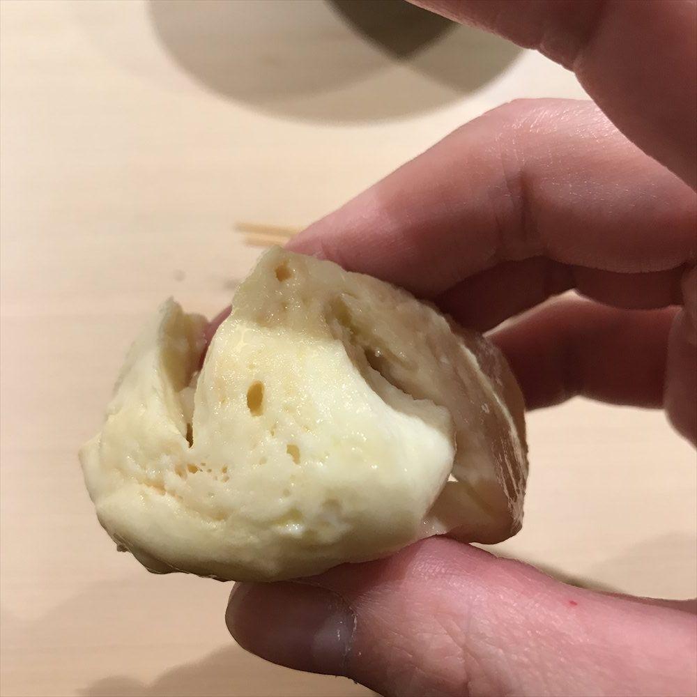 寿司 中川のチーズ