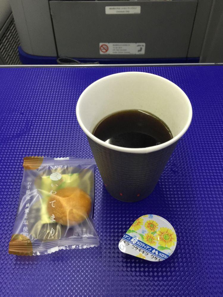 NH598のPremium GOZENのコーヒー