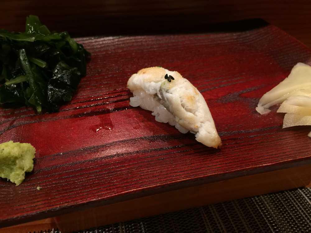 鮨匠のむら太刀魚画像