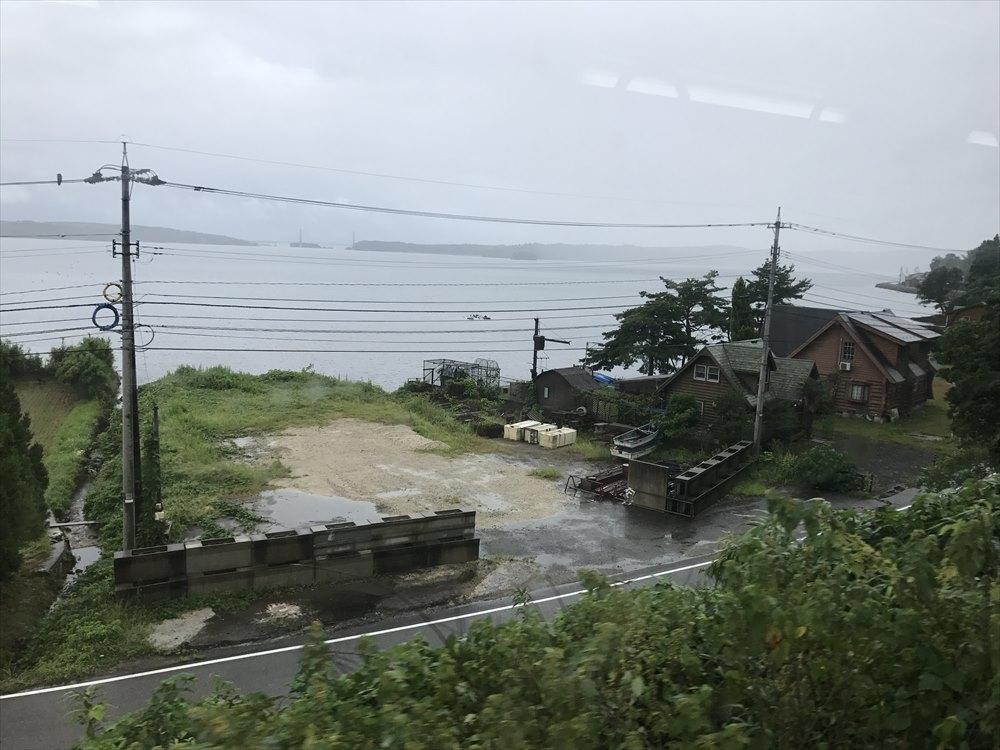 のと鉄道から七尾湾2