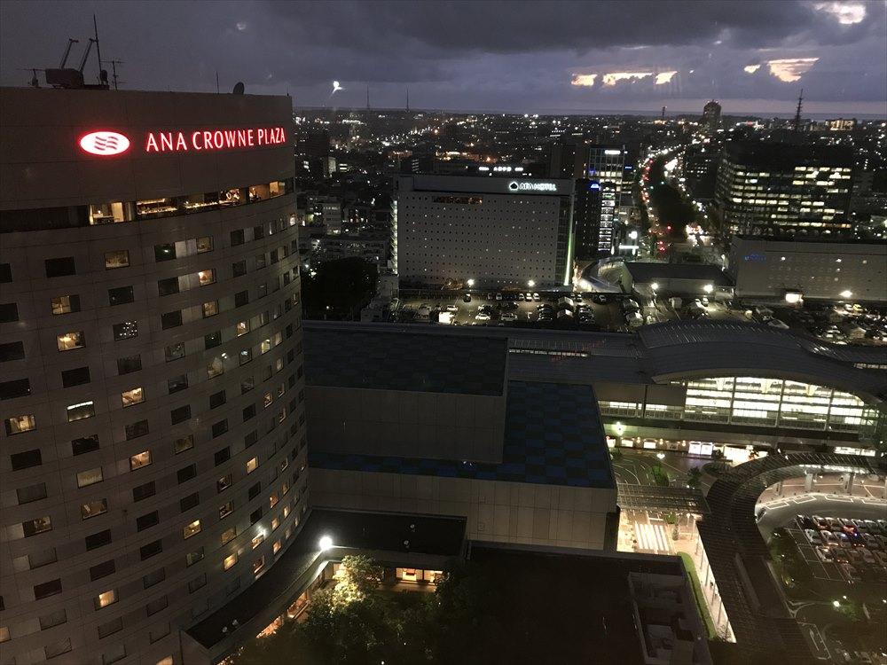 ホテル日航金沢の立地