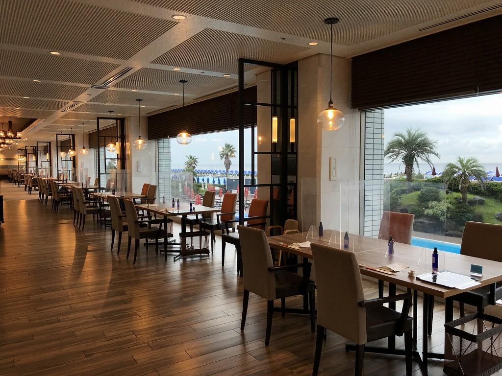 大磯プリンスホテルの「中国料理 滄」2
