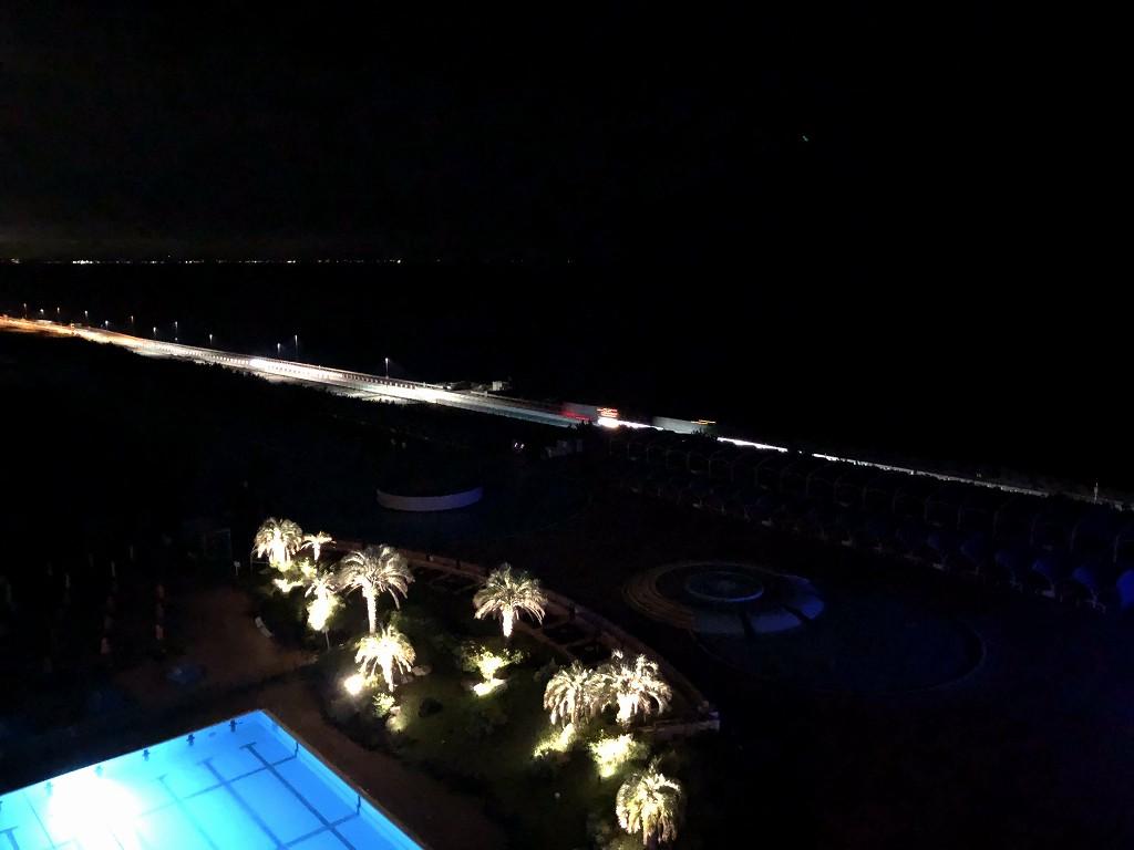 大磯プリンスホテルから夜景1