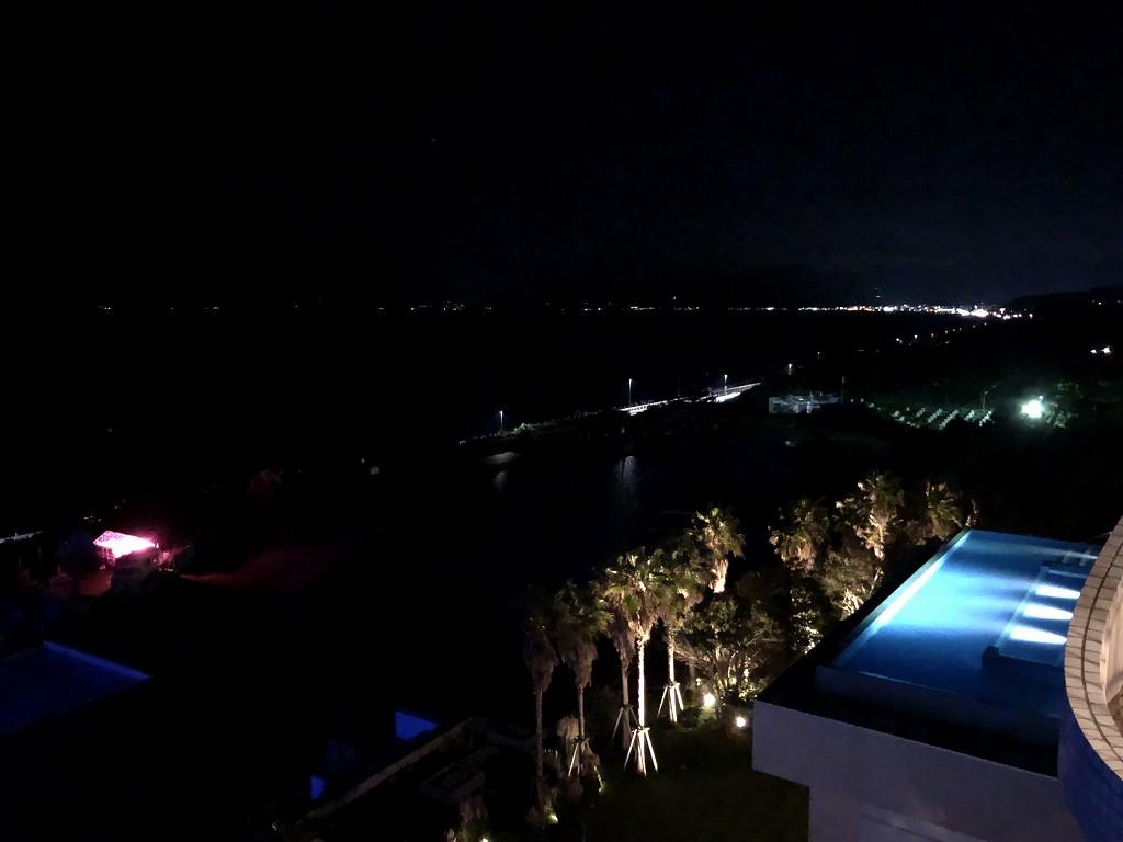 大磯プリンスホテルから夜景2