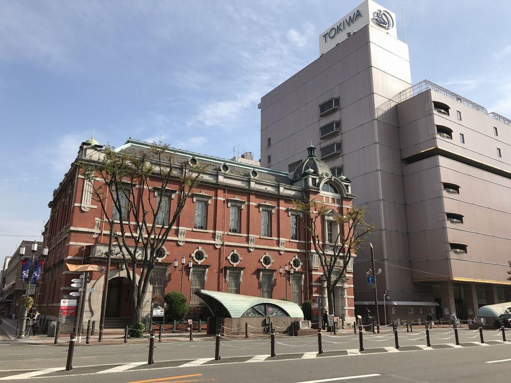 大分銀行赤レンガ館(遠景)