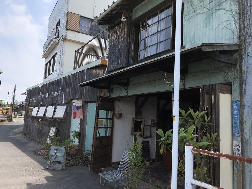 Cafe moyau(カフェモヤウ)の外観2