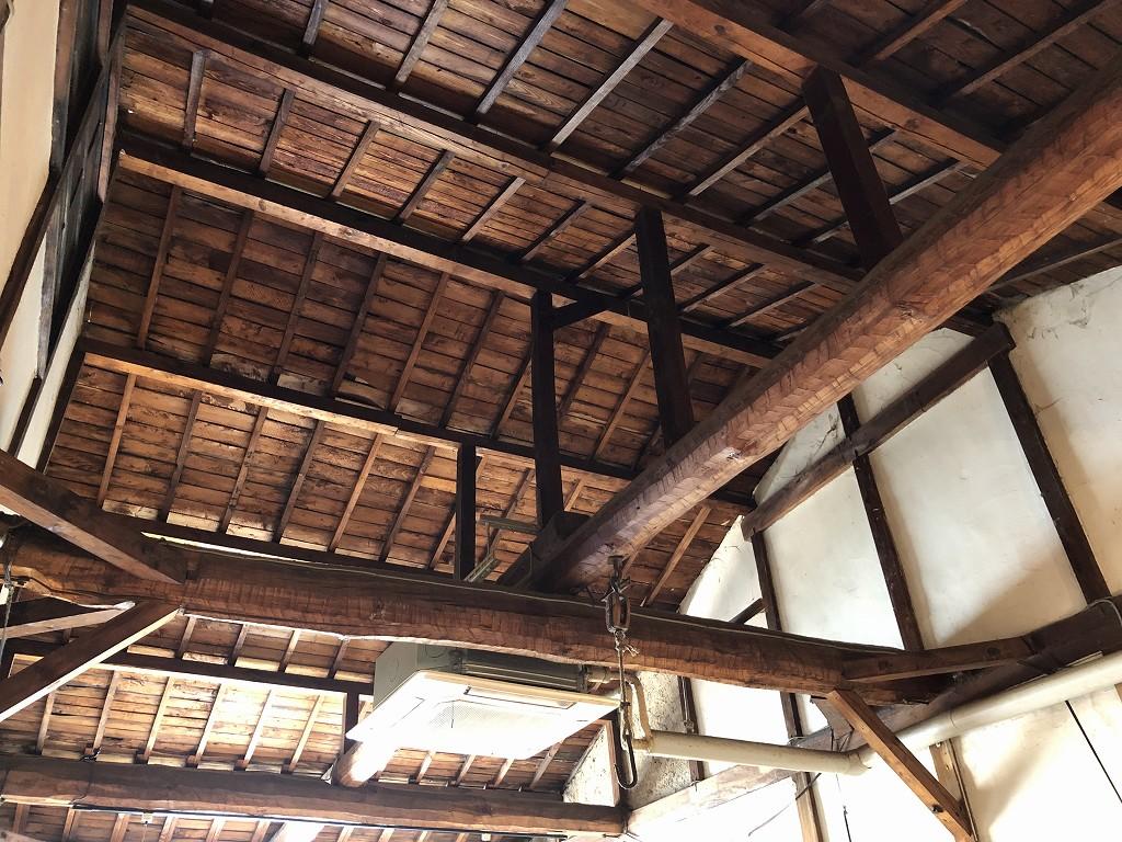 Cafe moyau(カフェモヤウ)の天井