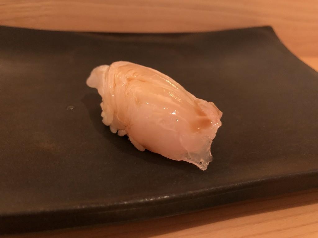 岡山市の「みや古」の白身魚1