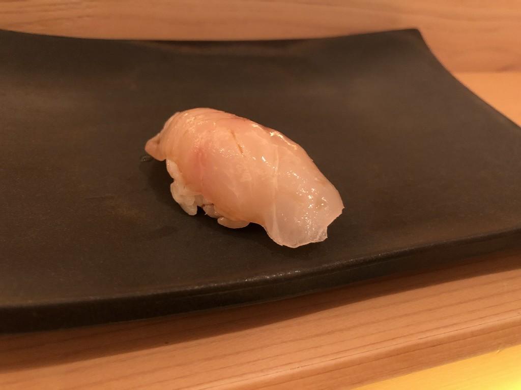 岡山市の「みや古」の白身魚3