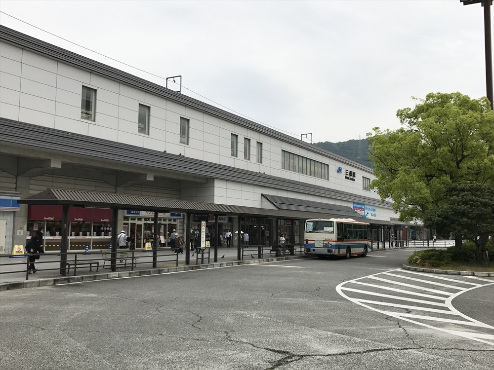 三原駅駅舎