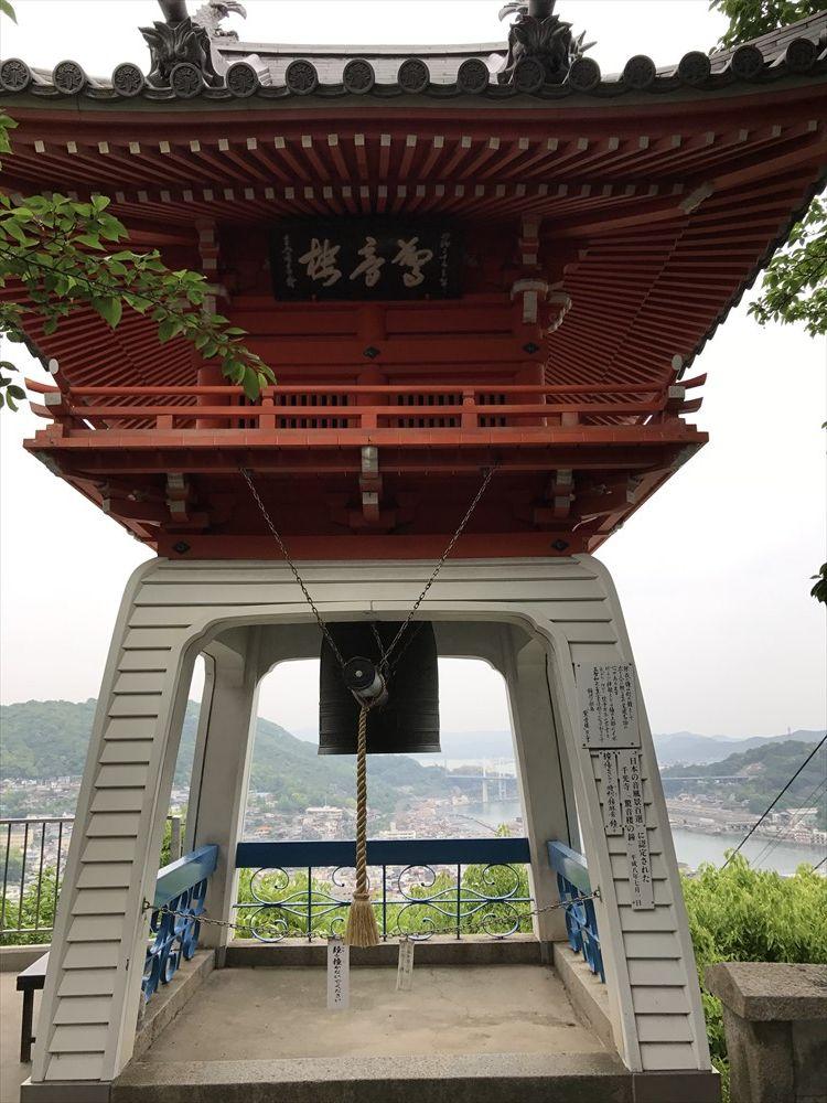 千光寺の鐘楼