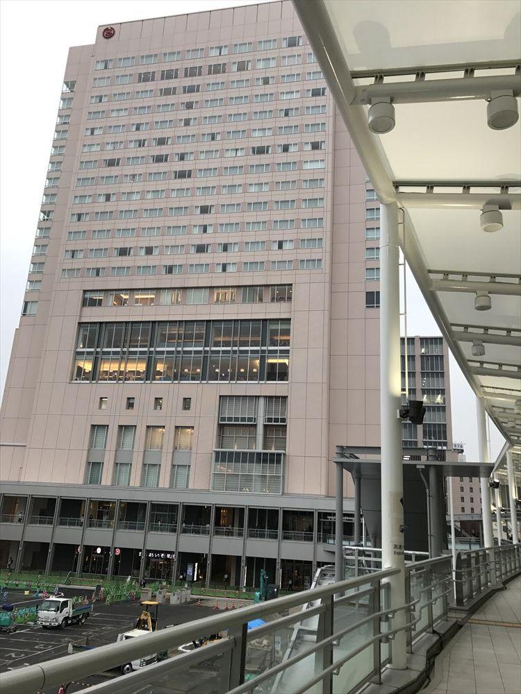 広島駅からシェラトングランドホテル広島