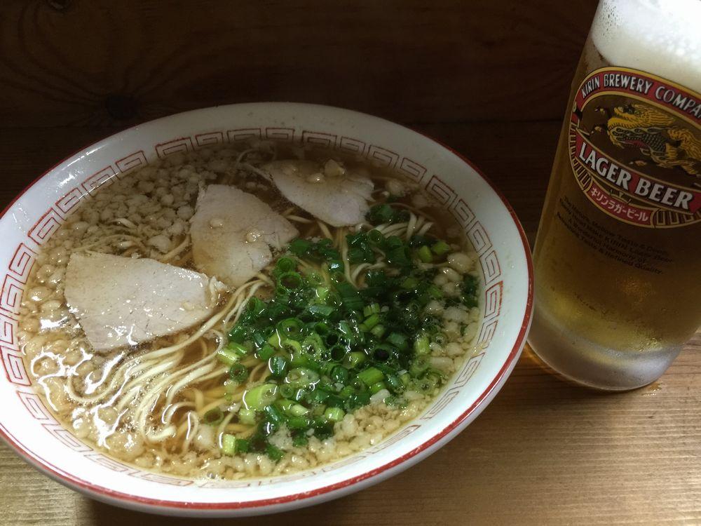 松山の尾道ラーメン2