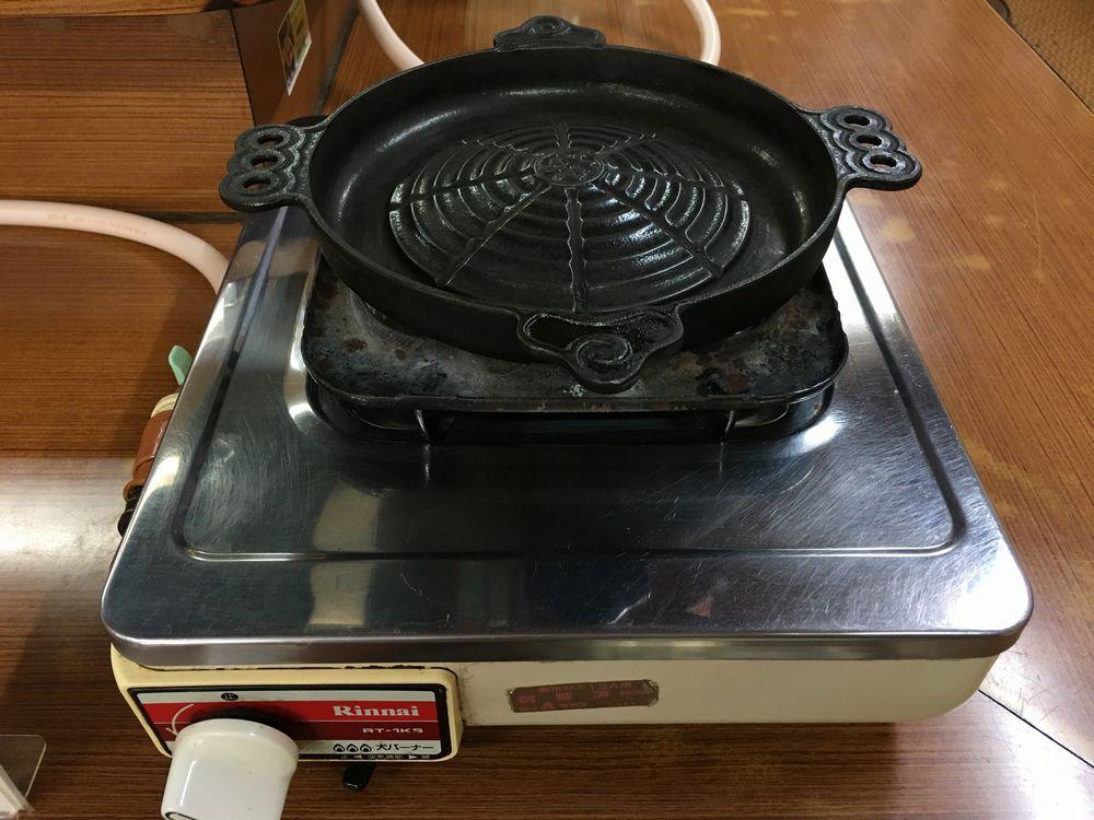 松尾ジンギスカン 小樽支店の特上ラム2
