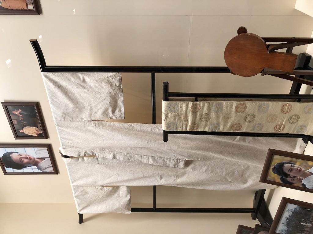 千代の花嫁衣装